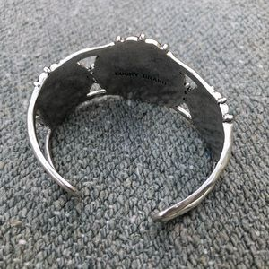 1e87ba81bd Lucky Brand Jewelry - Lucky Brand Turquoise Squash Blossom Bracelet